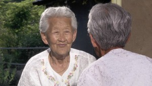 Kang Kye-Yeol, 89, married her husband when she was just 14 years old. (still courtesy of KOFIC)