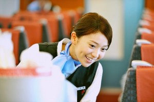 "Yuko Oshima in ""Round Trip Heart."" (still courtesy of Toei Video)"