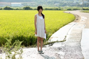 "Kim Sae-ron as Do-hee in July Jung's ""A Girl at My Door"" (still courtesy of the Asian American International Film Festival)."
