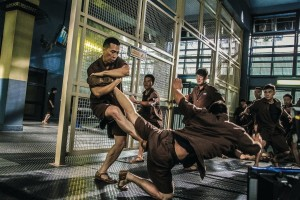 """Donnie Yen once again kicking butt, this time in Teddy Chan's """"Kung Fu Killer."""" (still courtesy of Well Go USA Entertainment)"""