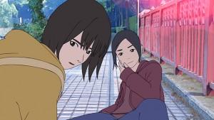 "A still from ""The Case of Hana & Alice."" (courtesy of the Fantasia International Film Festival)"