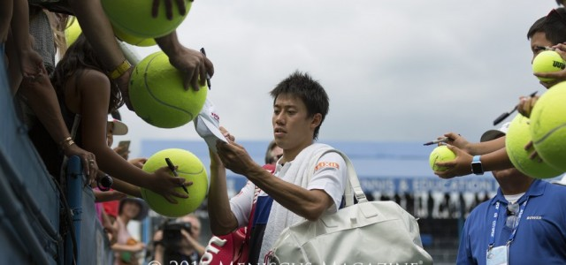 Three comebacks, two avenged losses, one ATP title.  That summed up a fruitful week for Kei Nishikori, who won his first Citi Open in Washington, D.C.