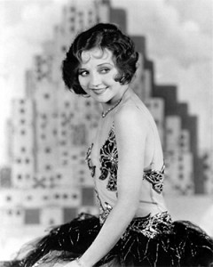 "Nancy Carroll was nominated for an Academy Award for her work in ""The Devil's Holiday."" (photo courtesy of Capitolfest)"