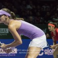 The top seeds in the WTA Finals doubles event, Martina Hingis and Sania Mirza, advanced to the finals after defeating Yung-Jan and Hao-Ching Chan, 6-4, 6-2.