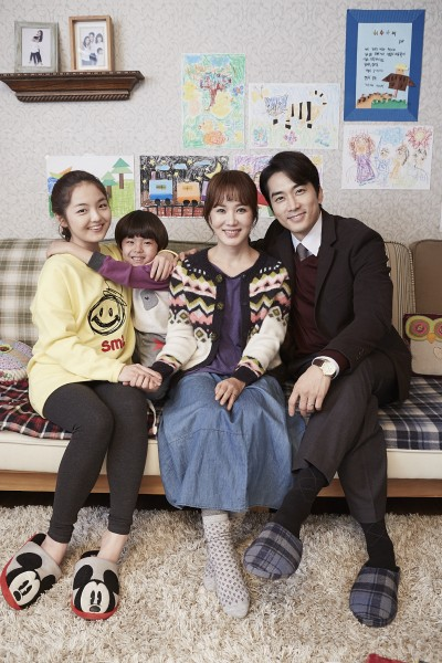 "(L-R) Seo Shin-ae, Jung Ji-hoon, Uhm Jung-hwa, and Song Seung-heon in Kang Hyo-jin's ""Wonderful Nightmare"" (still courtesy of the New York Korean Film Festival)"