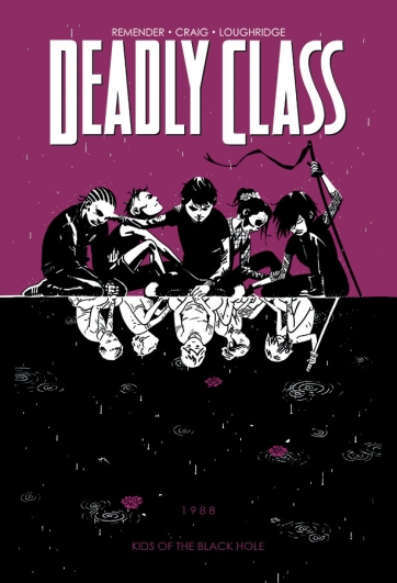 Deadly Class, Vol. 2 (courtesy of Image Comics)