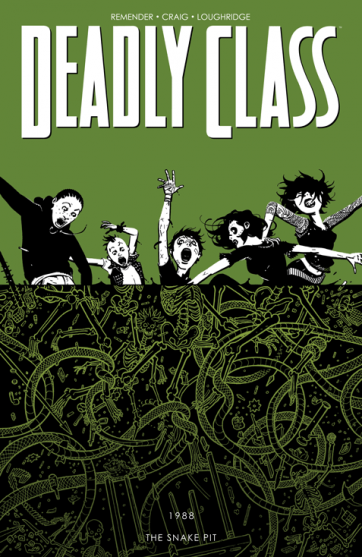 Deadly Class, Vol. 3 (courtesy of Image Comics)