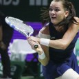 A day after her emotional semifinal victory, Agnieszka Radwanska found herself in tears again after unexpectedly winning the 2015 WTA Finals.