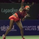 Rising Stars Final_Naomi Osaka_Caroline Garcia_20151025_02