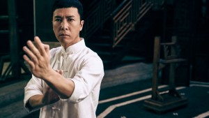 "Donnie Yen returns fro the third (and probably last) time as Ip Man in Wilson Yip's ""Ip Man 3."""