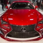 WashAutoShow_Lexus RCF Sport_160131a