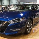 WashAutoShow_Nissan Maxima_160131