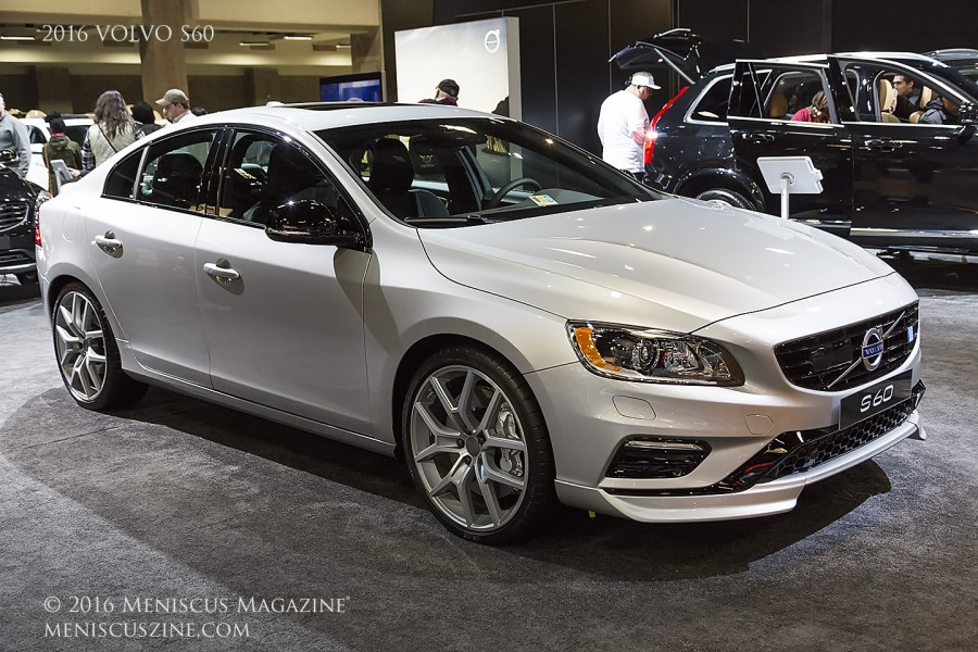 The Volvo S60. (photo by Kwai Chan / Meniscus Magazine)
