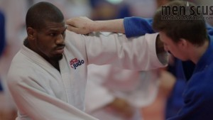 Dartanyon Crockett won the 2012 Paralympic bronze medal after training in judo for only two years. (photo courtesy of Tribeca Digital Studios)