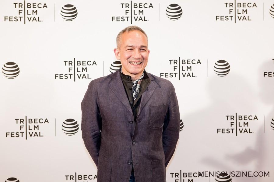 Fashion designer Cesar Galindo. (photo by Ekaterina Golovinskaya / Meniscus Magazine)