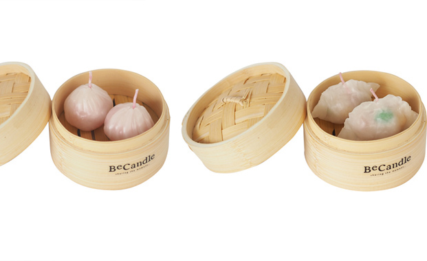 © Har Gau and Fun Guo Candles (BeCandle) – buymedesign