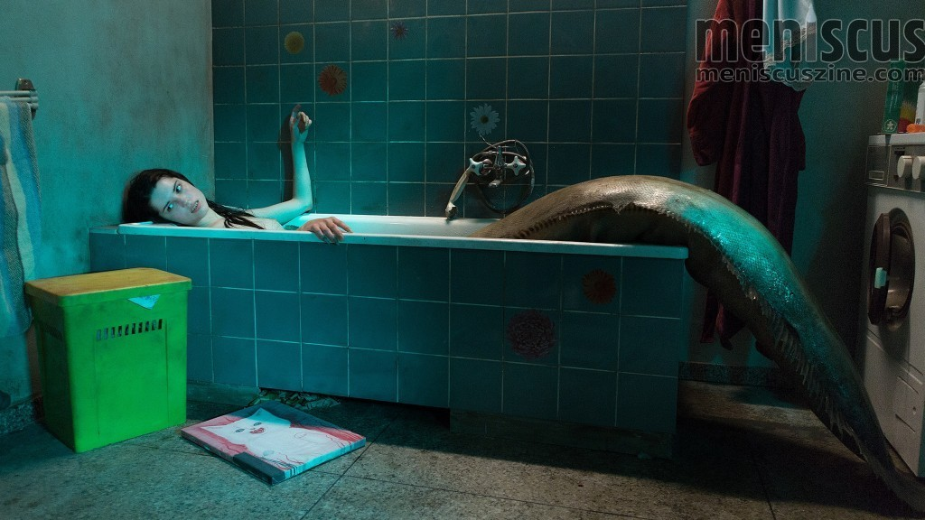 """It's a slippery existence for mermaids on earth in """"The Lure."""" (still courtesy of the Fantasia International Film Festival)"""