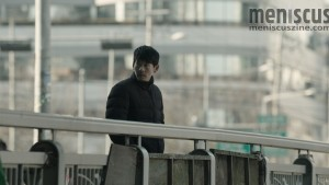 """Park Jong-hwan as Wan-ju in """"The Boys Who Cried Wolf."""" (still courtesy of the New York Asian Film Festival)"""