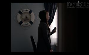 "Corry Ng in Grace Wang's short film ""The Trip."" (still courtesy Grace Wang)"