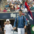 Novak Djokovic claimed his fourth Rogers Cup, defeating Japan's Kei Nishikori, 6-3, 7-5, and increasing his record to 30 ATP Masters 1000 titles.