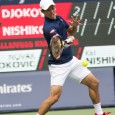 We tried to ask Kei Nishikori about his pre-Olympic form, but he was too disappointed in his runner-up finish in Toronto to Novak Djokovic to answer.