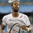 Down a set and a match point, Gaël Monfils broke in the third game of the third set and captured his first ATP 500 tournament, 5-7, 7-6 (6), 6-4.