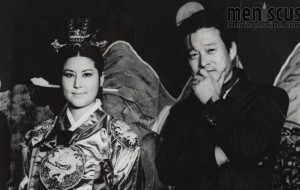 "Actress Choi Eun-hee and director Shin Sang-ok, during their years as a popular celebrity film couple in 1960's South Korea, from ""The Lovers and the Despot."" (still courtesy of Magnolia Pictures)"