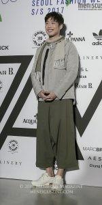 Seoul Fashion Week-Spring-2017_A.AV red carpet_161022_03-Kim-Jae-Won