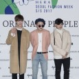 K-pop stars who attended the Ordinary People Spring 2017 show included BTOB, Hyomin and Seulong.