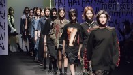 In one of the best streetwear offerings of the Spring/Summer 2017 collections in Seoul, YOHANIX offered plenty of attitude, rebellion and leather.