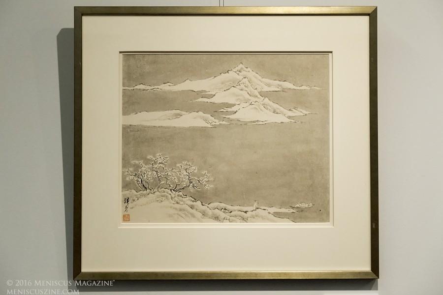 "Dora Fugh Lee ""Winter Horizon"" (1980) (photo by Kwai Chan / Meniscus Magazine)"