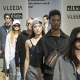 """Part of the """"Next Generation Seoul"""" showcase, the ul:kin Spring 2017 collection was titled """"A Twisted Hero."""""""
