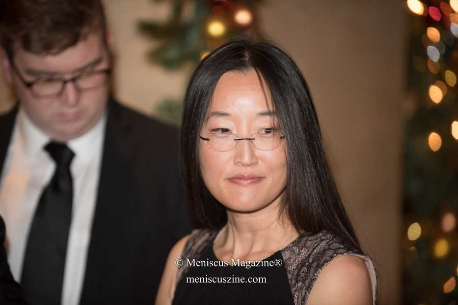 A storyboarding artist, Jennifer Yuh Nelson made a transition into directing with Kung Fu Panda 2 and 3. (photo by Ali Zandi for Meniscus Magazine)