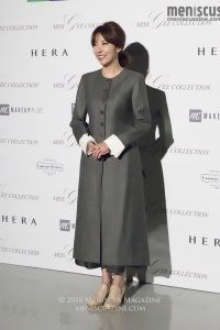 Seoul Fashion Week-Spring-2017_Miss Gee Collection red carpet_161022_01