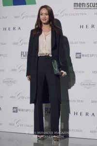 Seoul Fashion Week-Spring-2017_Miss Gee Collection red carpet_161022_05