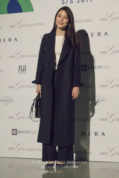 Actress Lee Bo Young. (photo by Yuan-Kwan Chan / Meniscus Magazine)