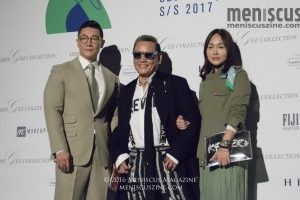 Seoul Fashion Week-Spring-2017_Miss Gee Collection red carpet_161022_10