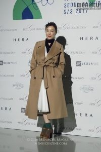 Seoul Fashion Week-Spring-2017_Miss Gee Collection red carpet_161022_22