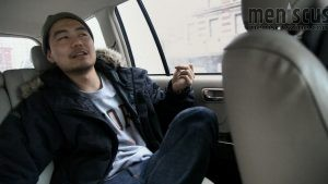In what was the most-watched King of the Dot duel in YouTube history, Dumbfoundead (pictured) took on Conceited after a five-year break from battle rapping. (still courtesy of FilmRise)