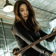 Kim Ok-bin sinks her teeth - or rather, her knife - into an exhausting lead role of a female killing machine who occasionally shows emotional cracks.