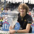 The outcome was never in doubt, as Alexander Zverev efficiently and methodically dissected Kevin Anderson to win his first ATP World Tour 500 title.