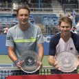 Henri Kontinen and John Peers' last-minute decision to enter the tournament resulted in their first Citi Open doubles title.