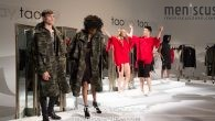 """The taoray taoray Spring 2018 collection, intended for the """"unisex rebel,"""" was the latest offering from designer Taoray Wang's youth-oriented line."""