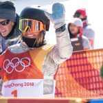 2018 Olympic Snowboard - Women's Slopestyle - Gold Medal - Jamie Anderson (USA)_06