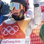 2018 Olympic Snowboard - Women's Slopestyle - Gold Medal - Jamie Anderson (USA)_07