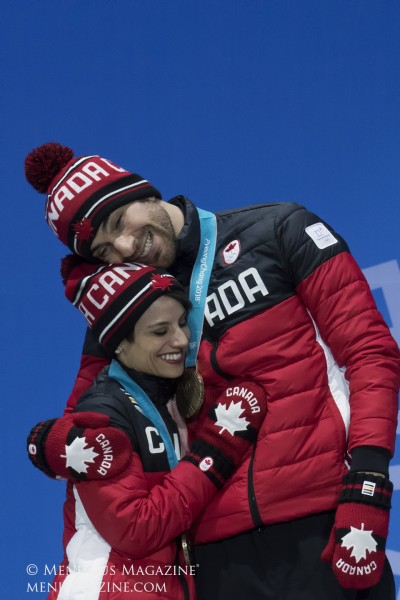 Earlier in PyeongChang, Meagan Duhamel and Eric Radford won a gold medal in the figure skating team event for Canada. The two-time world champions (2015, 2016) retired after capturing bronze in their second Olympics.