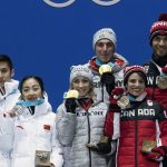 2018 Winter Olympics - Figure Skating - Pairs_20180215_10