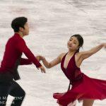 2018 Winter Olympics - Free Dance - Bronze - Maia and Alex Shibutani (USA)_01