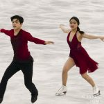 2018 Winter Olympics - Free Dance - Bronze - Maia and Alex Shibutani (USA)_02