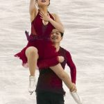 2018 Winter Olympics - Free Dance - Bronze - Maia and Alex Shibutani (USA)_03